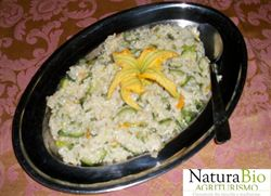 Risotto vegetariano NaturaBio